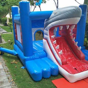 shark bouncy castle